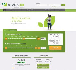 www.vivus.dk
