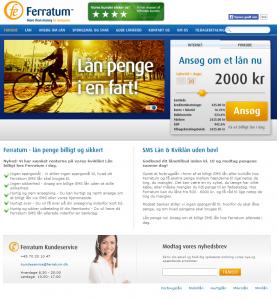 www.ferratum.dk